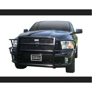 Ranch Hand Ggd09hbl1 Grille Guard For Dodge Ram 1500 2009 2010 2011 2012