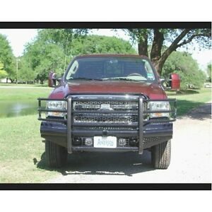 Ranch Hand Fbf051blr Front Bumper For Ford Super Duty F250 F350 2005 2006 2007