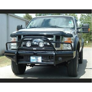 Ranch Hand Btf081blr Bullnose Front Bumper For Ford F250 F350 2008 2010