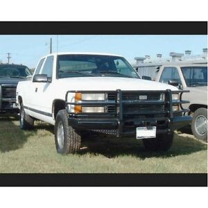 Ranch Hand Fbc881blr Front Bumper for 88 89 90 91 92 93 94 95 96 97 98 Chevy Gmc