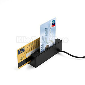 Zcs100 ic Usb 3 Tracks Magnetic Stripe Reader Emv Smart Ic Chip Reader Writer