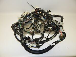 New Oem 1998 2002 Isuzu Trooper Body Wiring Harness Cable Performance Luxury Pkg