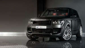 Kahn Design Rs 650 Wide Body Kit Range Rover Vogue 2014 Newer