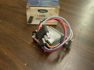Nos Oem Ford 1969 1970 Thunderbird Stop Lamp Relay T Bird