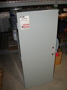 new Eaton 3mfs800rb Main Service Module Switch 800a 800 Amp 3ph Fusible