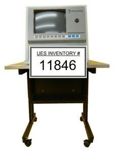 Mrc Materials Research Corp A120024 Sputtering System Remote Stand Rev B Used
