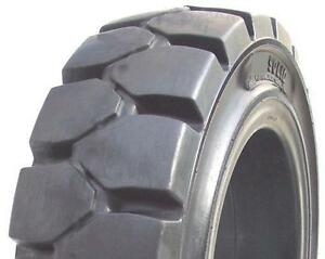 6 00 9 Tires General Service Solid Fork lift Tire 6 00 9 Flat Proof 6009