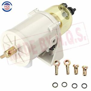 New 500fg30 500fh Diesel Marine Boat Fuel Filter Water Separator
