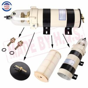 1000 Series Gtb681 G1000 Diesel Fuel Filter Equivalent To 1000fh 180gph New