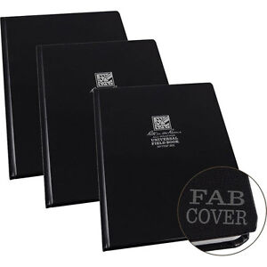 Rite In The Rain 770f mx All weather Maxi bound Universal Notebooks 3 pack
