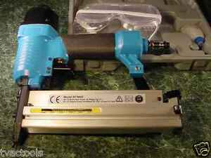 2 In 1 Air Nailer And Stapler Gun With Case And Oiler Nail Staple Tool Combo