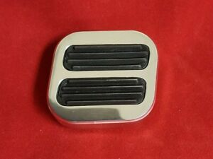 Polished Aluminum Dimmer Pad For Hot Rod Chevy Ford Bbc Sbc
