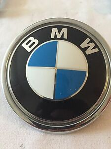 Bmw Emblem Trunk In Stock Replacement Auto Auto Parts