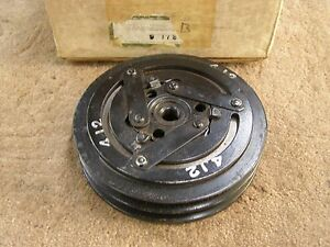 Nos Oem Ford Reman 1967 Air Conditioning Ac Clutch Galaxie 500 Mustang Fairlane