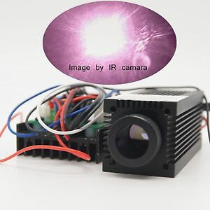 808nm 1600mw Ttl Laser Module focusable Ir Laser 808nm 1 6w High Power Laser
