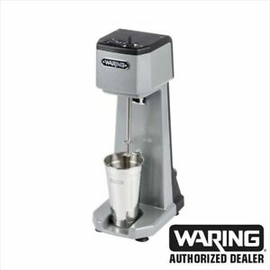 Waring Wdm120 Heavy Duty Single Spindle Drink Mixer Commercial Blow Out Price