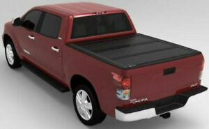 Undercover Fx41008 Low Profile Folding Flex 66 Tonneau Cover For Toyota Tundra