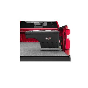 Undercover Sc400p Passenger Side Swing Utility Storage Box For Toyota Tundra