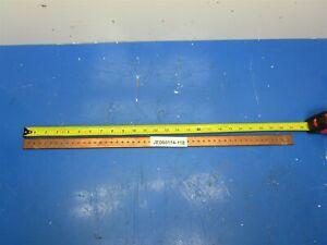 Copper Main Bus Bar 1 X 3 16 X 25 Eaton cutler Hammer Prl1