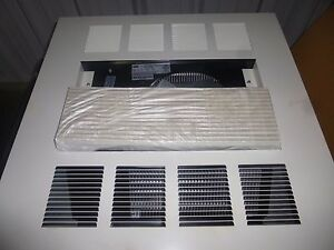 692 New Dayton Electric Ceiling Convection Heater 13 700 Btuh 208v 2yu39