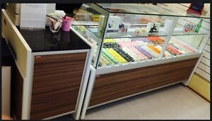 Refrigerated Display Case Italian Sifa Brand