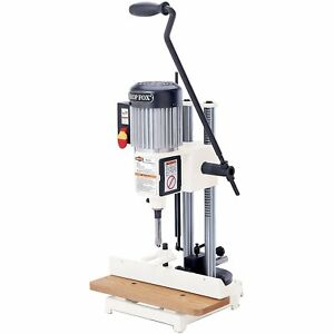 Shop Fox W1671 3 4 Hp 3 450 Rpm Hd Mortising Machine