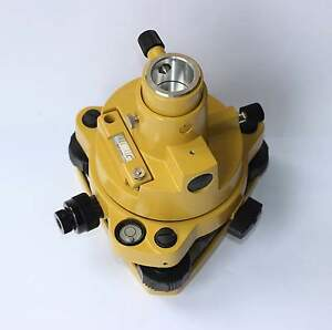 New Topcon Type Yellow Tribrach With Optical Adapter For Total Stations