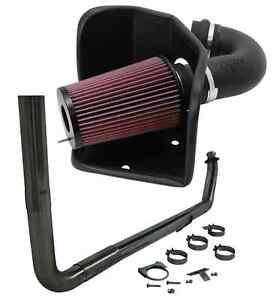 Mbrp Exhaust System K n Cold Air Intake Kit For Dodge Ram 2500 5 9l Cummins