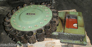Okk Mcv500_904_mcv 500 Vmc_20 Slot Automatic Tool Changer Assembly_atc
