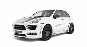 Hamann Guardian Widebody Evo With 23 Forged Wheels Porsche Cayenne 958