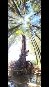 1988 Driltech 25k Water Well Drilling Rig