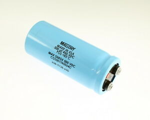 Mallory Cgs501t450u4c 500uf 450v Large Can Electrolytic Capacitor
