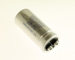 Cde M39018 04 2028m 10000uf 10v Large Can Electrolytic Capacitor