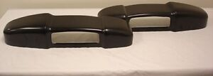 1966 1977 Ford Bronco Tail Light Lamp Corner Panels Pair