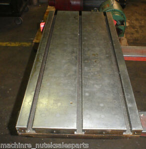 35 25 X 16 X 5 Steel Weld T slotted Table Cast Iron Layout Plate Jig 3 Slot