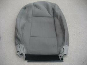 10 11 12 Ford Mustang Seat Cover Cloth Front Right Passenger Top Oem Tan