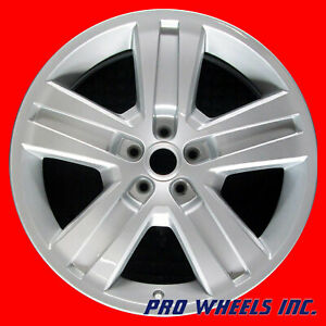 Jeep Liberty 2011 2012 20 Polished Silver Oem Wheel Rim 2429 B