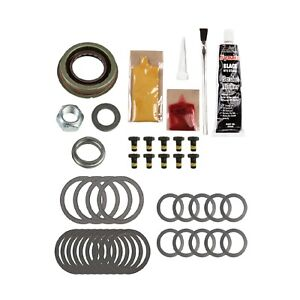 Motive Gear D44jkik Rear Axle Installation Kit For Jeep Wrangler Jk W Dana 44