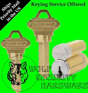 Qty 1 Schlage Large Format Ic Removable Core E Keyway 626 Finish 1 Bitted