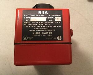 Micro Switch Fe r4a Reflective Photo Electric Sensor