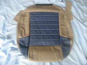 2005 2006 2007 2008 2009 Ford Mustang Front Right Bottom Seat Cover Leather