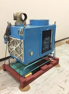 Nippon Denso 30hu Portable Ac Unit Spot Cooler 39 000 Btu hr