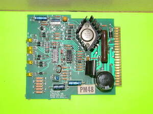 Notifier 410 1906 h Pm48 Power Monitor Fire Legacy 4800 4885 Analog Addressable