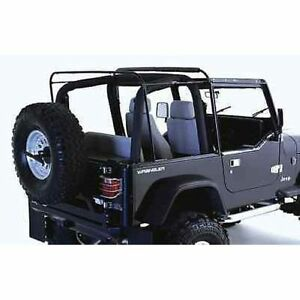 Rampage 69999 Replacement Soft Top Bow Hardware Fits 87 95 Wrangler