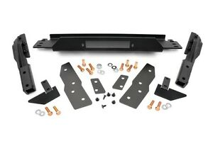 Rou 1064 Rough Country 99 04 Jeep Grand Cherokee Winch Mounting Plate