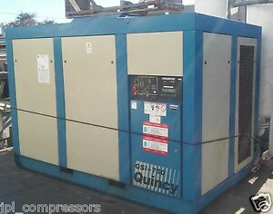 Quincy Model Qsi 750 Water Cooled Air Compressor