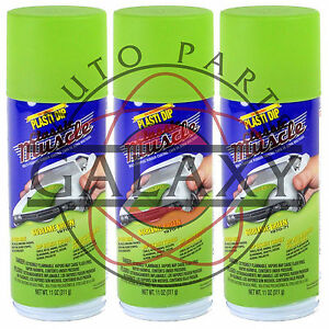 Performix 11308 Plasti Dip Classic Muscle Sublime Green Aerosol X3 11 Oz