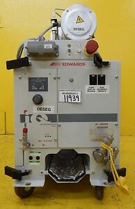 Iqdp80 Edwards A401 91 905 Dry Vacuum Pump Qmb250 28 Mtorr D37207000 Refurbished