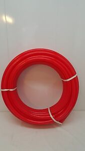 new Certified Non Barrier 1 250 Red Pex Tubing For Htg plbg potable Water