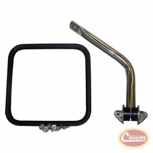 Mirror Arm Kit stainless Crown Rt30008